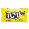 M & M's Milk Chocolate/Candy Coated Peanuts, 19.2oz Pack
