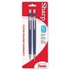 Sharp Mechanical Drafting Pencil, 0.7 mm, Blue Barrel, 2/Pack