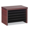 Alera Alera Valencia Under Counter File Organizer Shelf, 15 3/4w x 10d x 11h, Mahogany