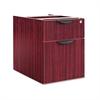 Alera Alera Valencia Series 3/4 Box/File Pedestal,15 5/8w x 20 1/2d x 19 1/4h,Mahogany