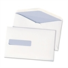Window Postage Saving Envelope, 28lb, 6 x 9 1/2, White, 500/Pack