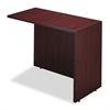 Valencia Series Reversible Return/Bridge Shell, 42w x 23 5/8d. Mahogany