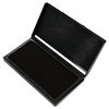 Microgel Stamp Pad for 2000 PLUS, 3 1/8 x 6 1/6, Black