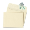 Quality Park Greeting Card/Invitation Envelope, Redi-Strip, #5 1/2, Ivory