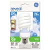 GE Energy Smart Compact Fluorescent Spiral Light Bulb, Spiral, 26 Watts