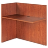 Alera Alera Valencia Reversible Reception Return, 44w x 23 5/8d x 41 1/2h, Med Cherry
