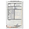 MMF Industries Cash Transmittal Bags, Self-Sealing, 6 x 9, Clear, 500 Bags/Box