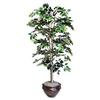 NuDell Artificial Ficus Tree, 6-ft. Overall Height