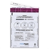 MMF Industries FREEZFraud Tamper-Evident Deposit Bags, 9 x 12, White, 100/Box