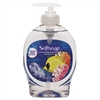 Elements Liquid Hand Soap, Aquarium Series, 7.5 oz, Fresh Floral. 12/Carton