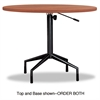 "RSVP Series Round Table Top, Laminate, 36"" Diameter, Cherry"