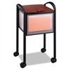 Impromptu Locking File Cart, 20-1/4w x 21-1/2d x 30-3/4h, Black