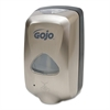 GOJO TFX Touch-Free Soap Dispenser, 1200mL, Nickel
