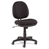 Interval Swivel/Tilt Task Chair, 100% Acrylic, Black