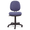 Alera Alera Interval Swivel/Tilt Task Chair, Tone-On-Tone Fabric, Marine Blue