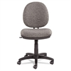 Alera Alera Interval Swivel/Tilt Task Chair, Tone-On-Tone Fabric, Graphite Gray