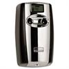 Rubbermaid Commercial Microburst Duet Odor Control System, 3 1/2w x 5 1/5d x 8 39/50h, Black/Chrome