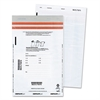 Quality Park Tamper-Evident Deposit Bags, 12 x 16, White, 100 per Pack