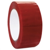"Duck Commercial Grd Color-Coding Packaging Tape, 1.88"" x 109.3yds, 3"" Core, Red"