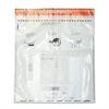 Tamper-Evident Deposit Bags, 20 x 20, Clear, 50 per Pack