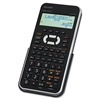 Sharp EL-W535XBSL Scientific Calculator, 16-Digit LCD