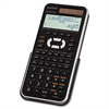 Sharp EL-W516XBSL Scientific Calculator, 16-Digit LCD