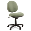 Alera Alera Interval Series Swivel/Tilt Task Chair, Tone-On-Tone Fabric, Parrot Green