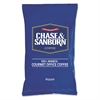 Chase & Sanborn Coffee, Regular, 1.25oz Packets, 42/Box