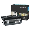 Lexmark X644H41G High-Yield Toner, 21000 Page-Yield, Black
