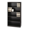 Aberdeen Series Five-Shelf Bookcase, 36w x 15d x 68-3/4h, Mocha