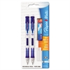 Clear Point Mechanical Pencil Starter Set, 0.7 mm, Randomly Assorted, 2/Set