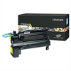 Lexmark X792X2YG Extra High-Yield Toner, 20,000 Page-Yield, Yellow