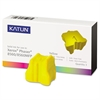 37993 Compatible 108R00725 Solid Ink Stick, Yellow, 3/BX