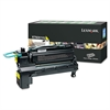 Lexmark X792X1YG Extra High-Yield Toner, 20,000 Page-Yield, Yellow
