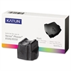 37986 Compatible 108R00668 Solid Ink Stick, Black, 3/BX