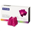 Katun 37992 Compatible 108R00724 Solid Ink Stick, Magenta, 3/BX