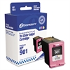 Remanufactured CC656AN (901) Ink, 360 Page-Yield, Tri-Color