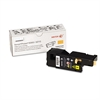 Xerox 106R01629 Toner, 1,000 Page-Yield, Yellow