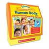 Scholastic Science Vocabulary Readers: Human Body, 26 books/16 pages and Teaching Guide