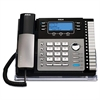 ViSYS 25425RE1 Four-Line Phone with Digital Answering Machine, Caller ID