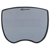 Innovera Ultra Slim Mouse Pad, Nonskid Rubber Base, 8-3/4 x 7, Gray