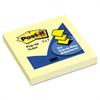 Post-it Original Canary Yellow Pop-Up Refill, 3 x 3, 12/Pack