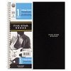 Five Star Wirebound Notebook, College Rule, 11 x 8 1/2, 100 Sheets, Assorted