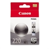 Canon 2945B001 (PGI-220) Ink, Black