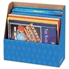 Bankers Box Folder Holder Storage Box, 11 3/4 x 4 1/2 x 11, Blue