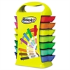 RoseArt Broadline Markers, Storage Caddy, Classroom Set, 26 sets of 8, 208/Total