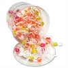 Office Snax Sugar-Free Hard Candy Assortment, Individually Wrapped, 160-Pieces/Tub