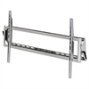 Wall Mount Bracket for Flat Panel LCD & Plasma TV, Steel, 27x11-1/2x4, Silver