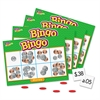 Young Learner Bingo Game, Money