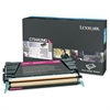 Lexmark C734A2MG Toner, 6000 Page-Yield, Magenta